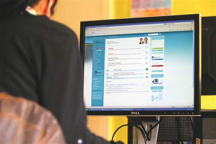 Como o Fisco planeia proteger os seus dados pessoais?
