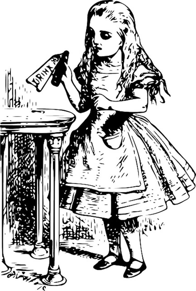 'Alice' faz 150 anos