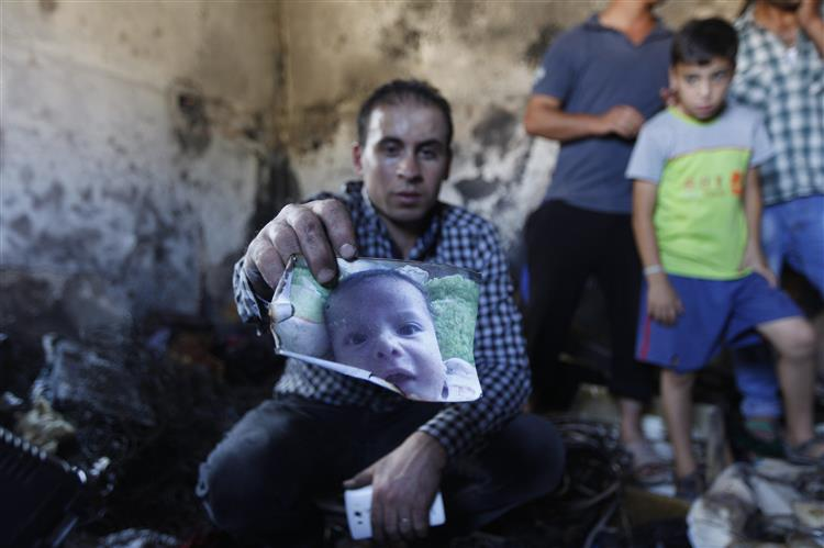 Morte de bebé palestiniano vai chegar ao Tribunal Penal Internacional