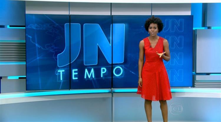 Jornalista da Globo arrasa racistas em directo [vídeo]