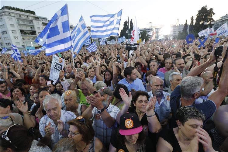 PS dividido teme 'efeito grego' nas legislativas