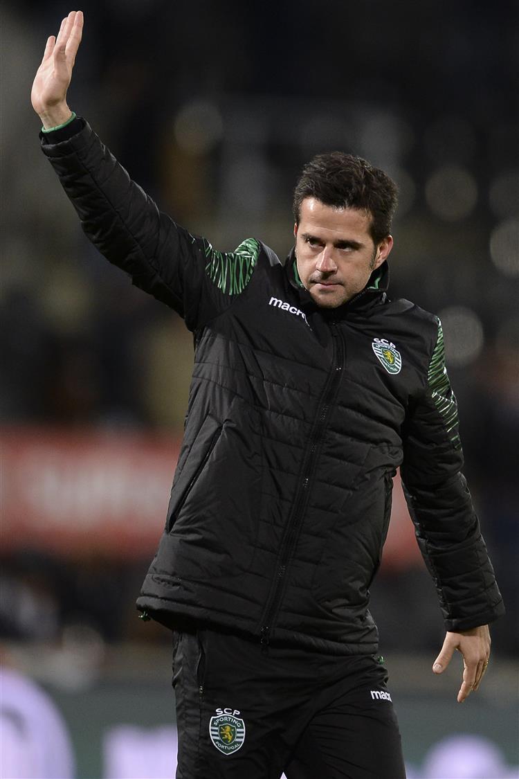 Sporting anuncia acordo com Marco Silva
