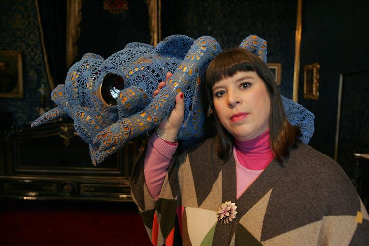 Quarenta obras de Joana Vasconcelos expostas em Londres