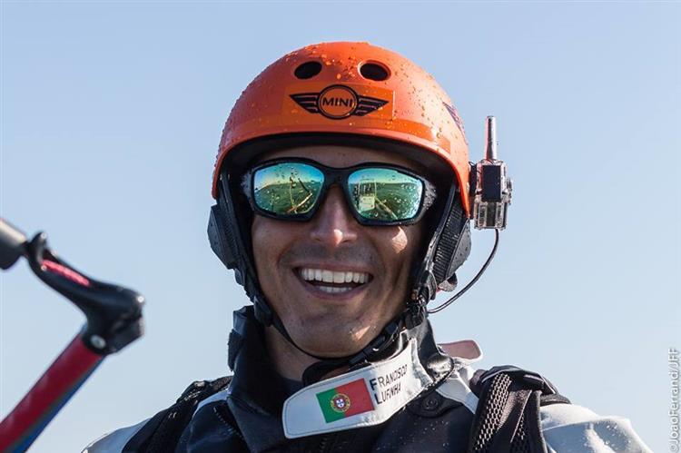 Português fez a maior viagem de kitesurf de sempre