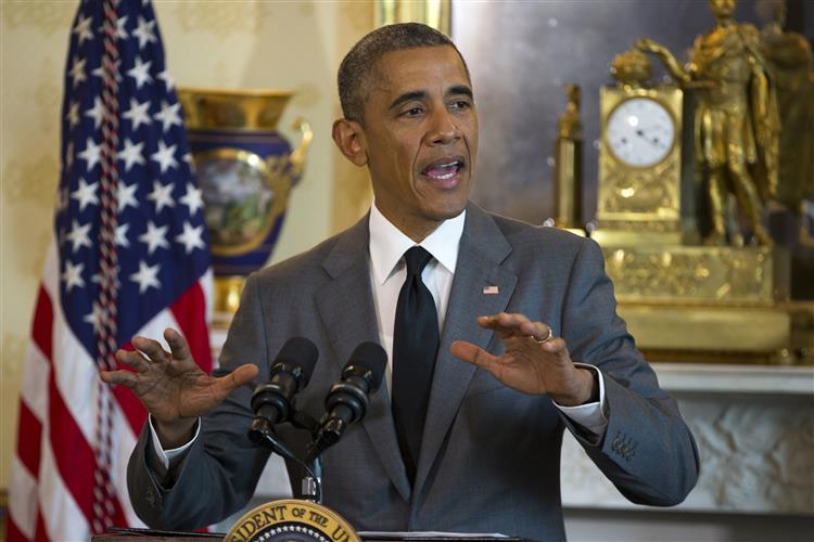 Coligação internacional vai 'intensificar' luta contra o Estado Islâmico, diz Obama