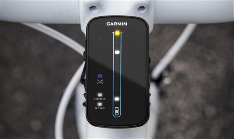 Garmin apresenta o novo radar para bicicletas