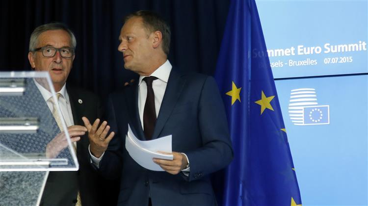 Tusk: Grécia tem até quinta-feira para apresentar proposta de reformas