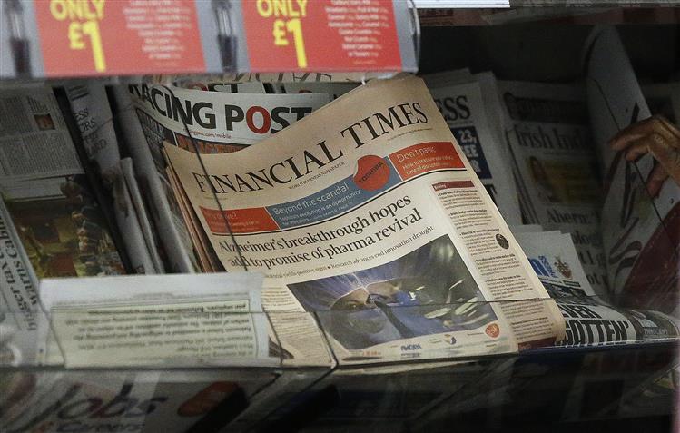 Nikkei compra Financial