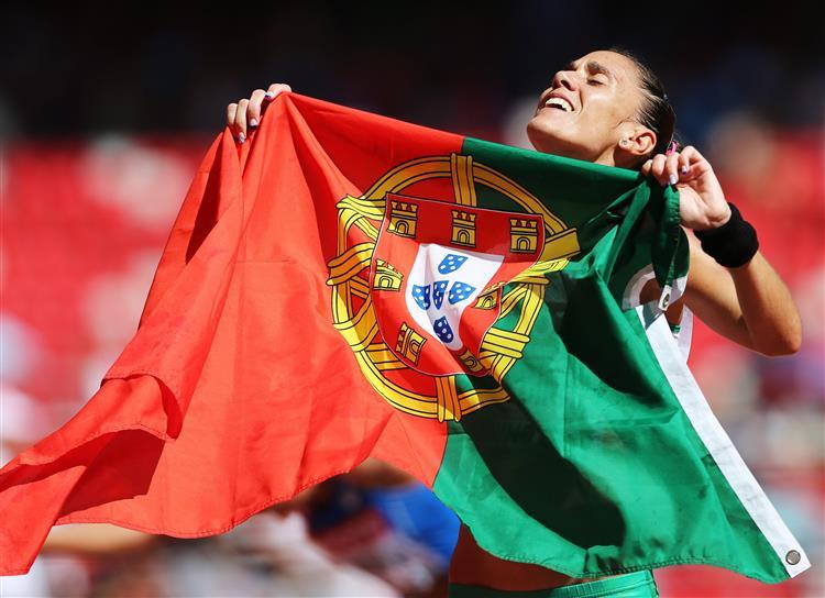 Mundiais atletismo. Ana Cabecinha 'felicíssima' com 4.º lugar nos 20 km marcha