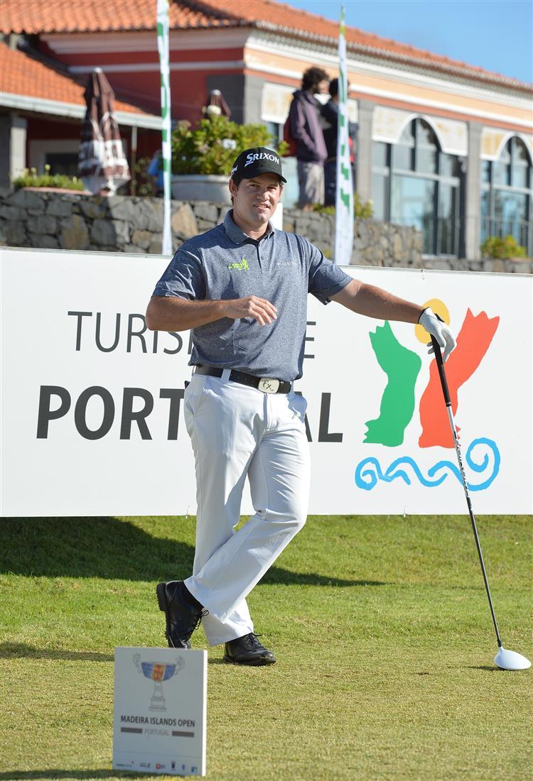 9º Portugal Masters - Ricardo Melo Gouveia, já sonha com o título