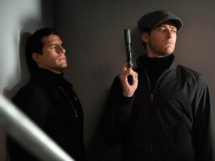 O Agente da U.N.C.L.E. estreia em IMAX [VÍDEO]