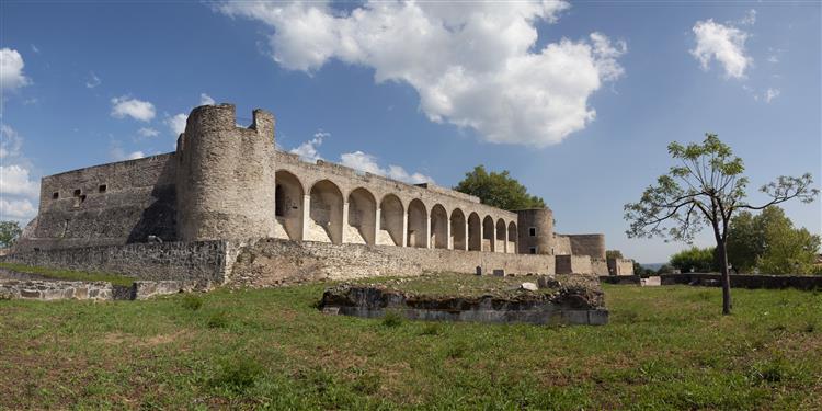 Descoberta arqueológica no castelo de Abrantes