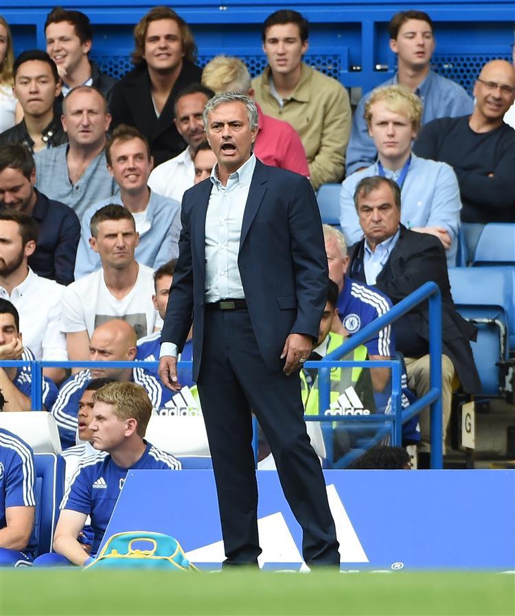 Mourinho está 'desapontado'