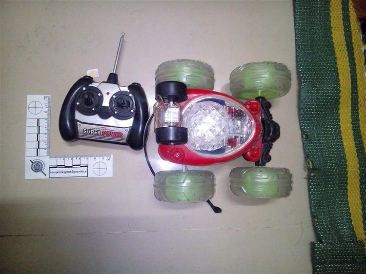 Materiais para fabricar bombas encontrados em apartamento em Banguecoque