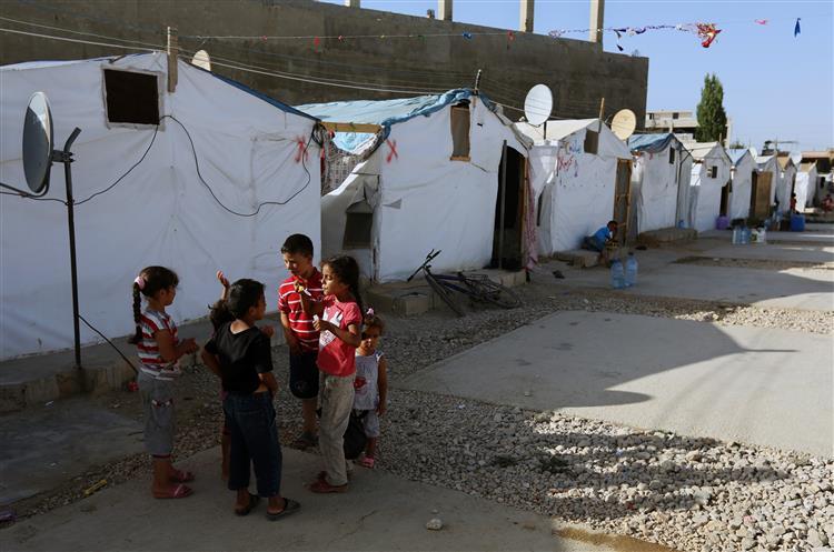 Áustria defende redução da ajuda a países relutantes em acolher mais refugiados