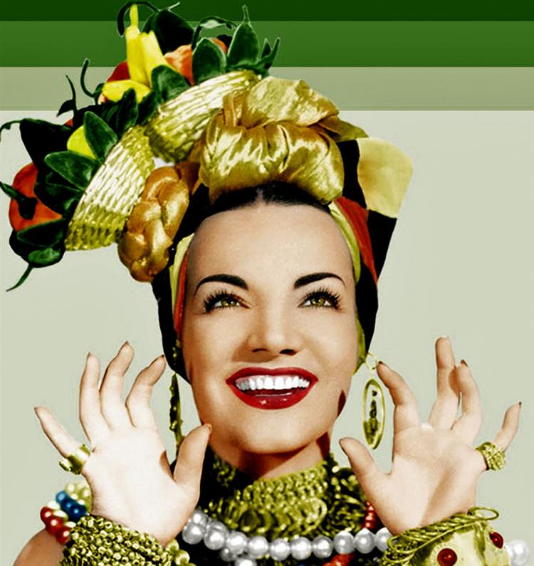 Carmen Miranda morreu há 60 anos