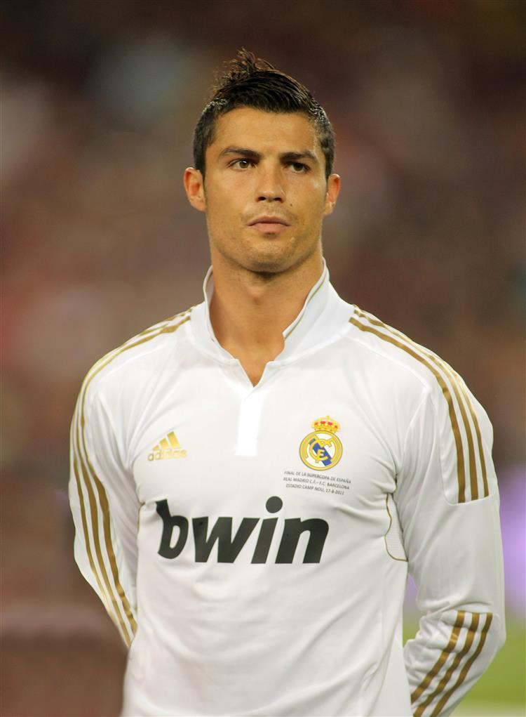 Cristiano Ronaldo reencontra Martunis