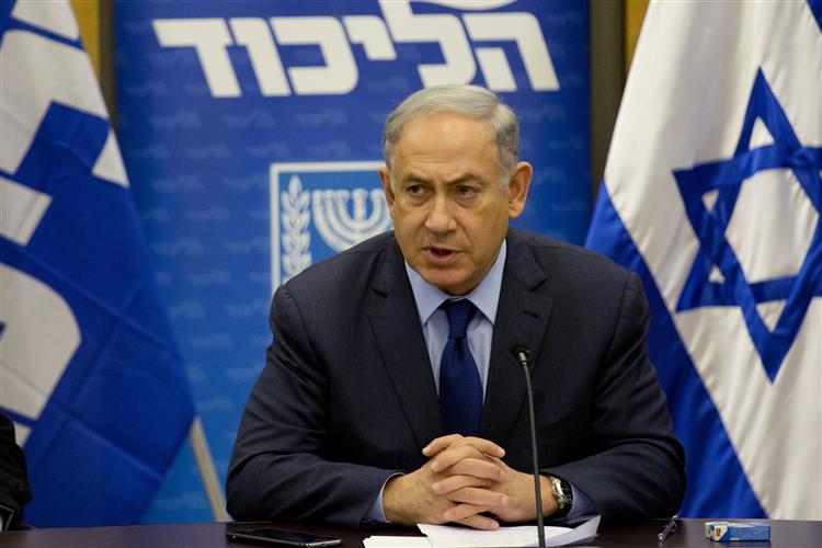 Netanyahu quer construir cerco à volta de Israel