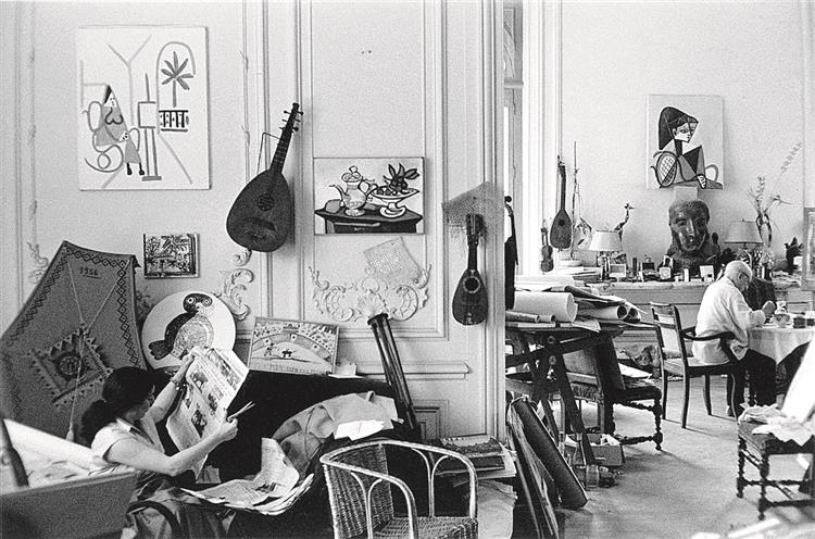 Neta de Picasso volta a lucrar com herança de avô 'maldito'