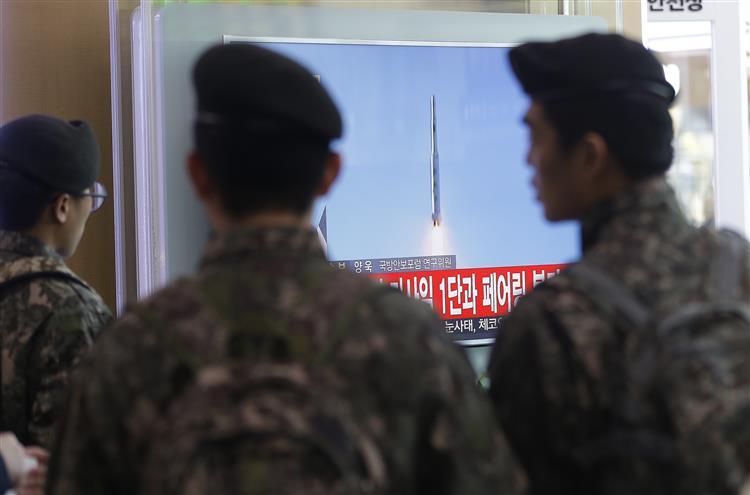 Coreia do Norte lança rocket de longo alcance. ONU reúne-se de urgência
