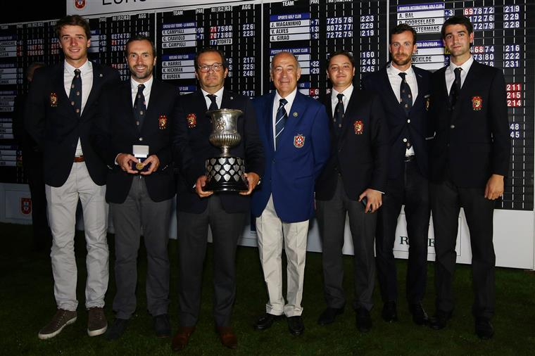 Golfe: Oporto Golf Club no 12º lugar entre 24
