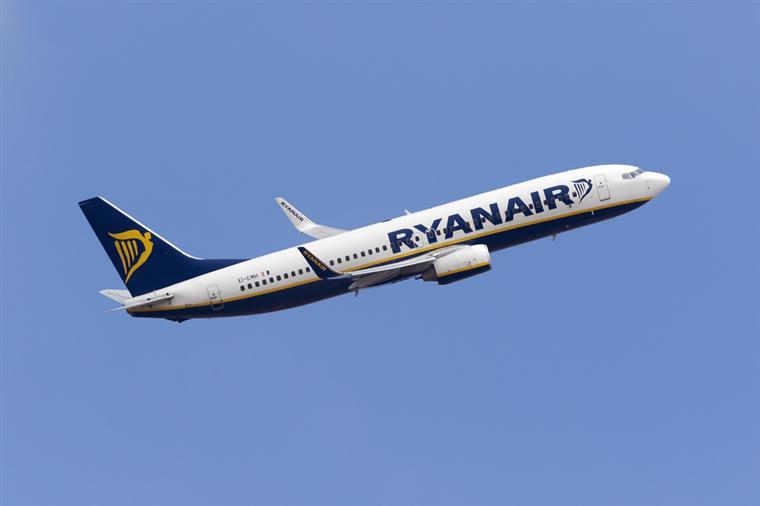 Ryanair oferece voos a dois euros