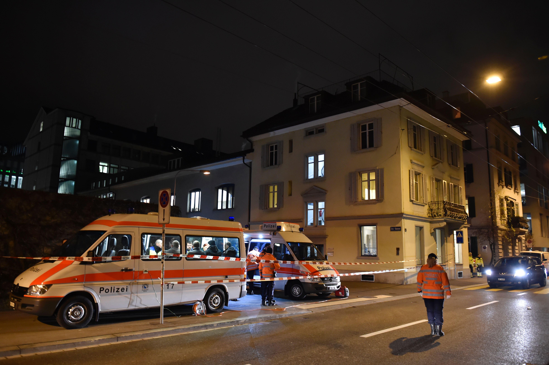 Tiroteio em Zurique: três feridos encontrados junto de um centro islâmico