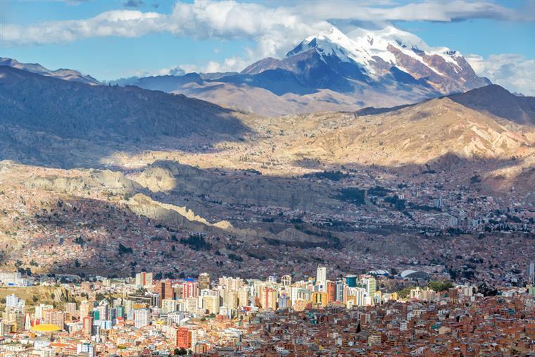 Vice-ministro da Bolívia 'brutalmente assassinado'