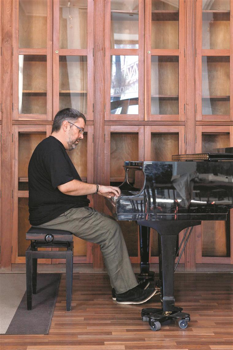 Artur Pizarro: 'Nos concertos, enquanto toco, chego a ouvir conversas de mexericos'