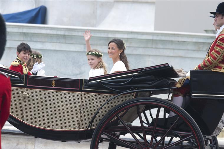 Mais de 3 mil fotos roubadas do telefone de Pippa Middleton