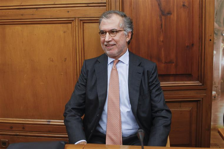 Caixa: António Domingues diz que nunca teve acesso a informação confidencial