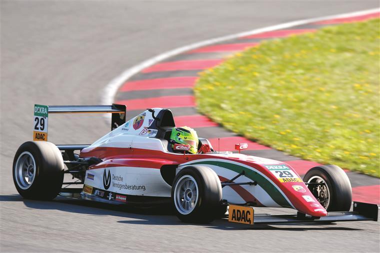 Fórmula 3. Dinastia Schumacher