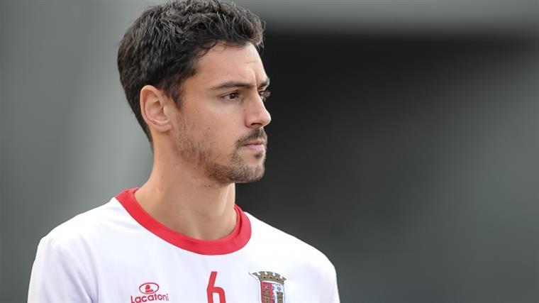 André Pinto a caminho do Sporting